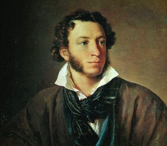Тропинин В. А. Портрет Пушкина Александра Сергеевича. 1827 г.