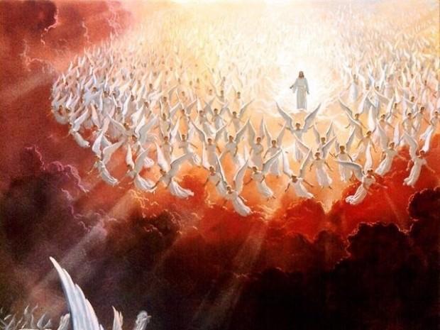 Второе пришествие Спасителя