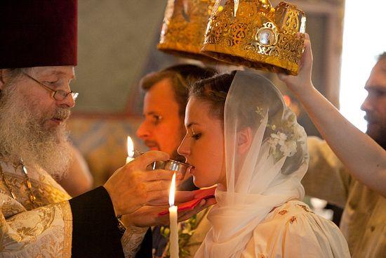 Венчание. Фото: Д.Африн