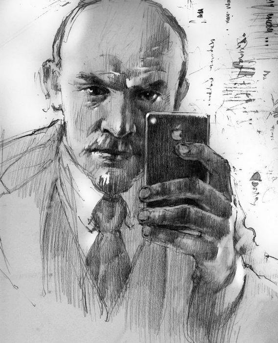 Главная проблема цитат в интернете в том, что люди сразу верят в их подлинность. В.И. Ленин
