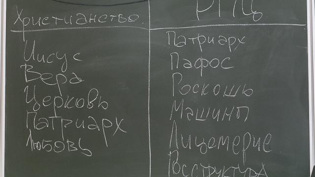 Ассоциации студентов журфака.