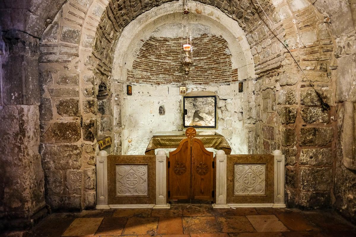 Монастырь в новый иерусалим гробница фото
