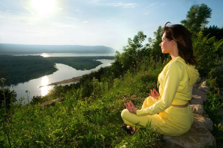 Медитация снятие напряжения