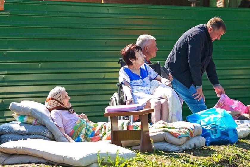 шахунский дом интернат для престарелых и инвалидов