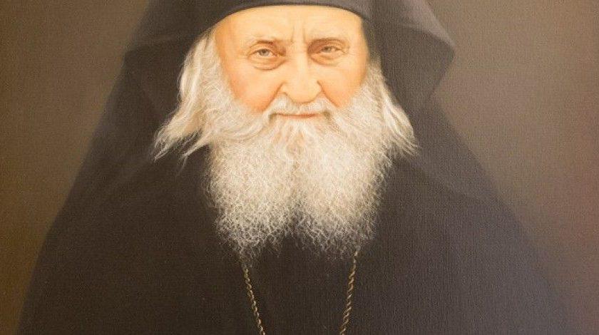 Преподобный Софроний Сахаров, библиограф (sic!) прп. Силуана Афонского