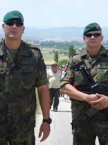 Автор: Петр Давыдов. Косово и Метохия